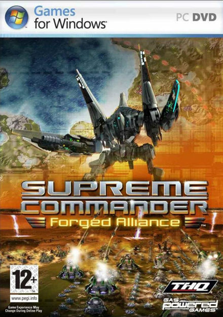 Picture of Supreme Commander: Forged Alliance Steam CD Key