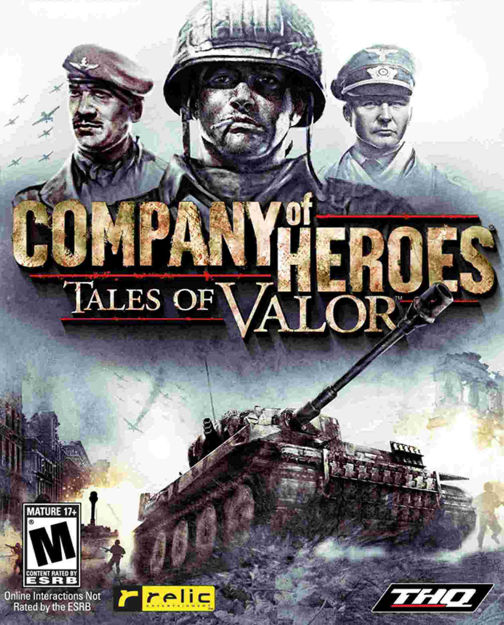 Picture of Company of Heroes: Tales of Valor Steam CD Key