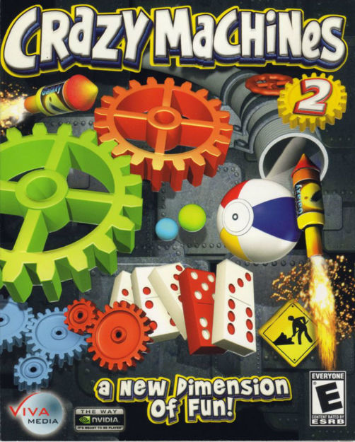 Picture of Crazy Machines 2 Steam CD Key