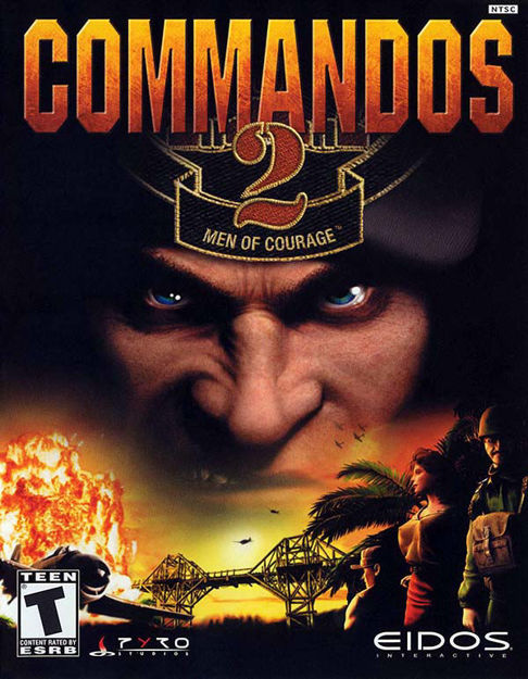 Picture of Commandos 2: Men of Courage Steam CD Key