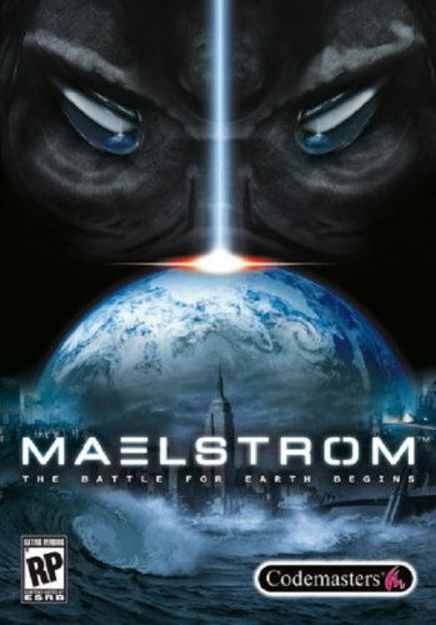 Picture of Maelstrom: The Battle For Earth Begins Steam CD Key