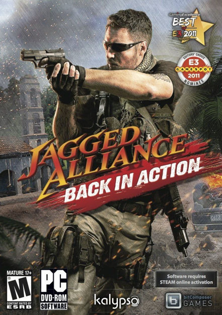 Picture of Jagged Alliance - Back in Action Steam CD Key