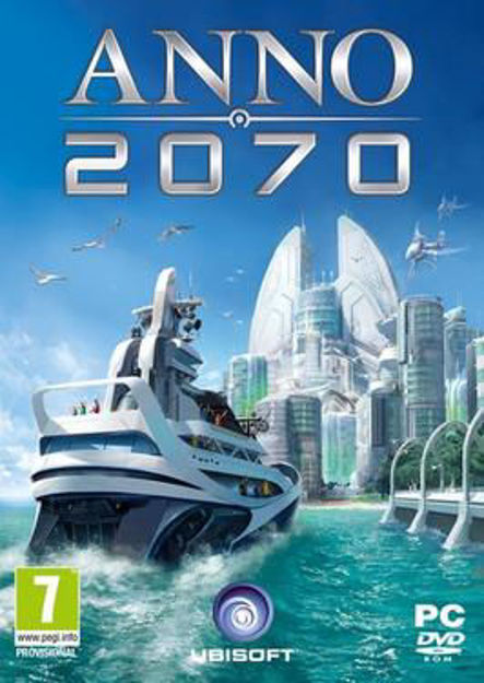 Picture of Anno 2070 Complete Edition Uplay CD Key