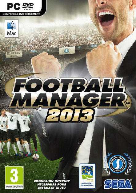 Picture of Football Manager 2013 Steam CD Key