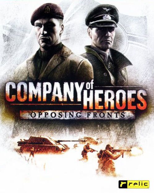 Picture of Company of Heroes: Opposing Fronts Steam CD Key