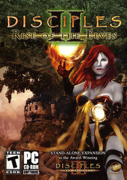 Picture of Disciples II: Rise of the Elves Steam CD Key
