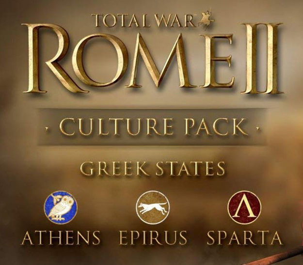 Picture of Total War: ROME II - Greek States Culture Pack DLC Steam CD Key