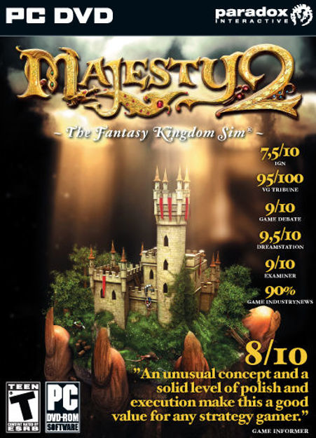 Picture of Majesty 2 Collection Steam CD Key