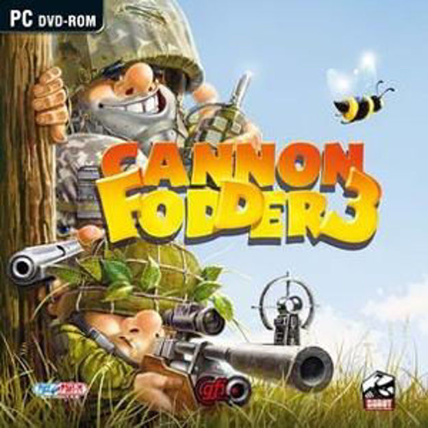 Picture of Cannon Fodder 3 Steam CD Key