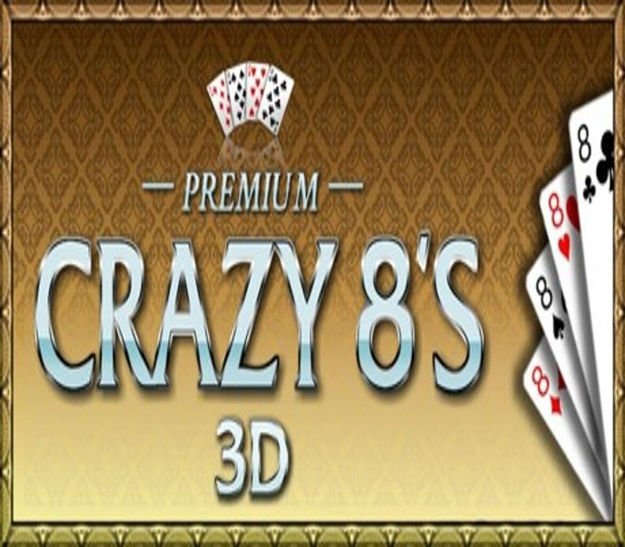 Picture of Crazy Eights 3D Premium Steam CD Key