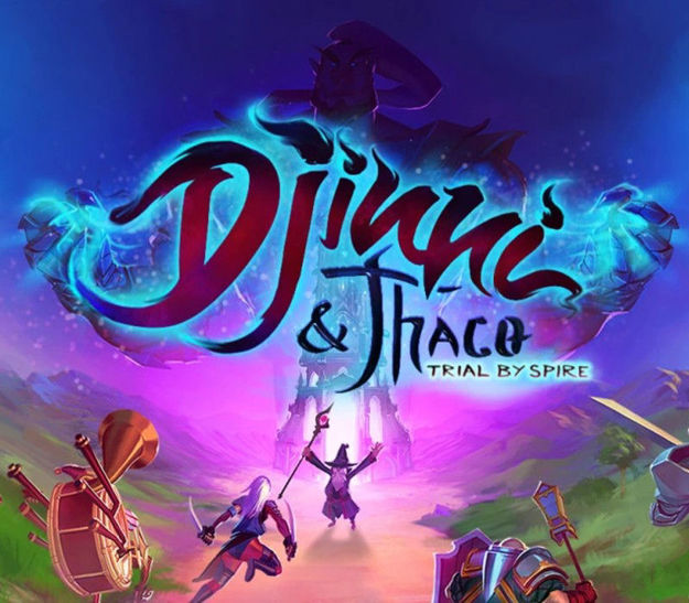 Picture of Djinni & Thaco: Trial By Spire Steam CD Key