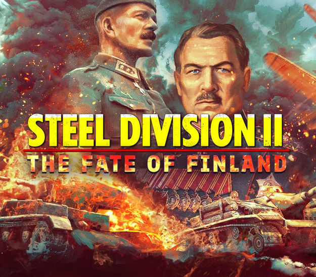 Picture of Steel Division 2 - The Fate of Finland DLC Steam CD Key