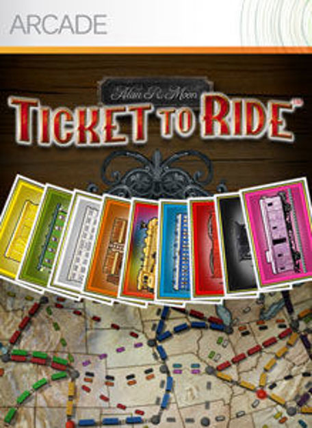 Picture of Ticket to Ride GOG CD Key
