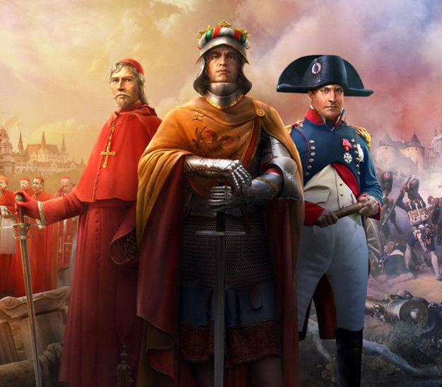 Picture of Europa Universalis IV - Emperor DLC Steam CD Key