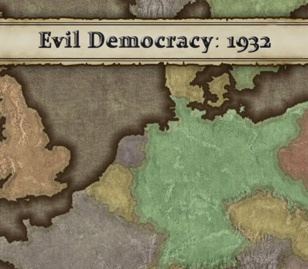 Picture of Evil Democracy: 1932 Steam CD Key