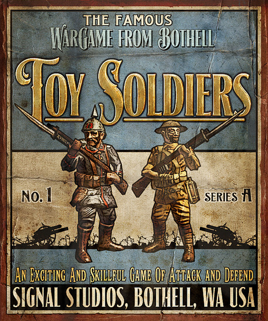 Picture of Toy Soldiers Xbox 360 / XBOX ONE CD Key