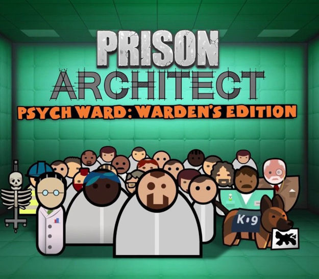Picture of Prison Architect - Psych Ward: Warden's Edition DLC Steam CD Key
