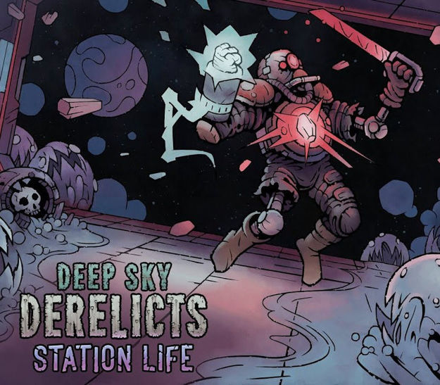 Picture of Deep Sky Derelicts - Station Life DLC Steam CD Key