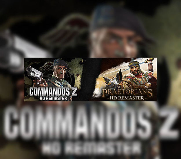 Picture of Commandos 2 & Praetorians: HD Remaster Double Pack Steam CD Key