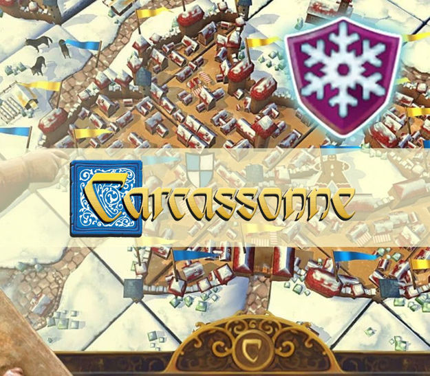 Picture of Carcassonne - Winter & Gingerbread Man DLC Steam CD Key