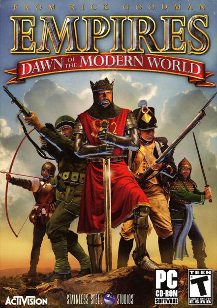 Picture of Empires: Dawn of the Modern World GOG CD Key