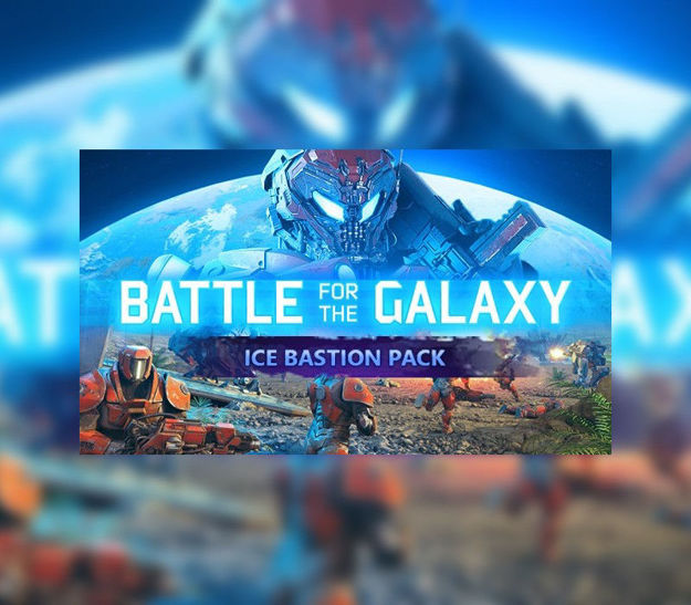 Picture of Battle for the Galaxy - Ice Bastion Pack DLC Steam CD Key