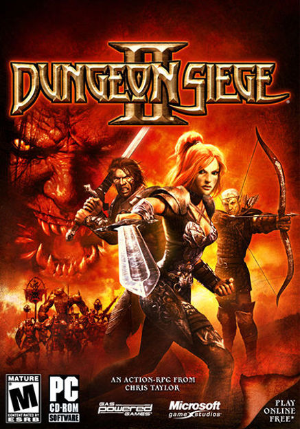 Picture of Dungeon Siege II Steam CD Key