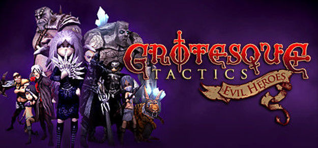Picture of Grotesque Tactics Evil Heroes Steam CD Key