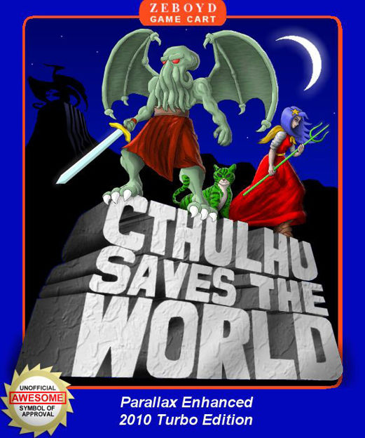 Picture of Cthulhu Saves the World Steam CD Key
