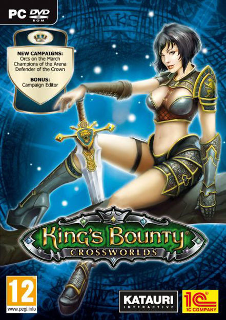 Picture of King's Bounty: Crossworlds Steam CD Key
