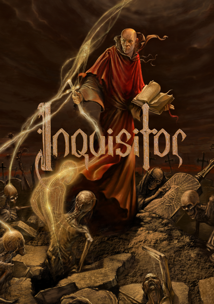 Picture of Inquisitor Deluxe Edition Steam CD Key
