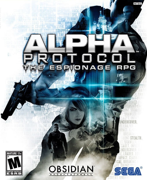 Picture of Alpha Protocol Steam CD Key