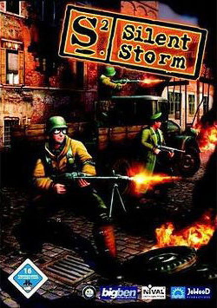 Picture of Silent Storm Gold Edition Steam CD Key