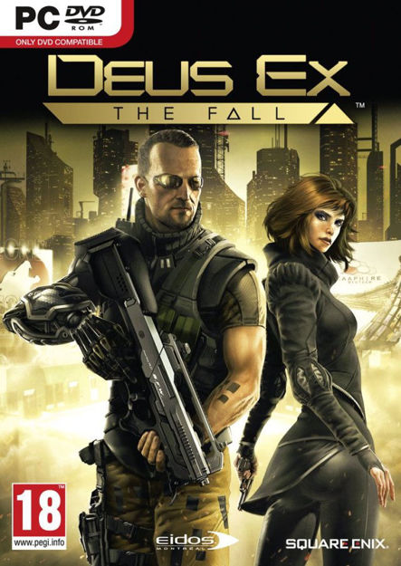 Picture of Deus Ex: The Fall Steam CD Key