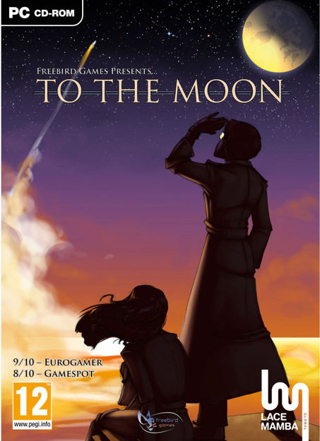 Picture of To the Moon Steam CD Key