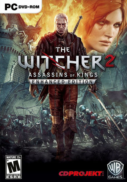 Picture of The Witcher 2: Assassins of Kings Enhanced Edition Steam Gift