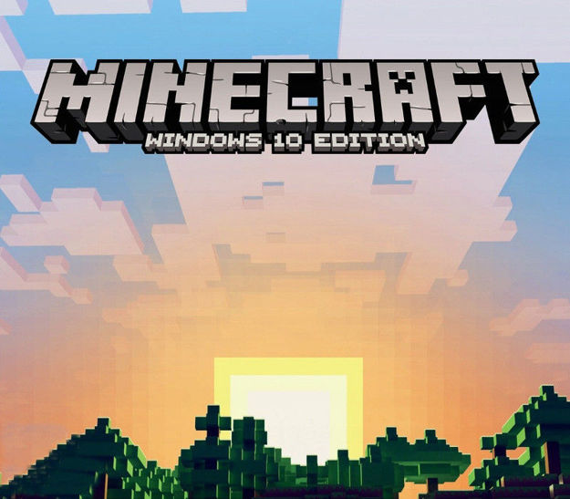 Picture of Minecraft Windows 10 Edition PC CD Key