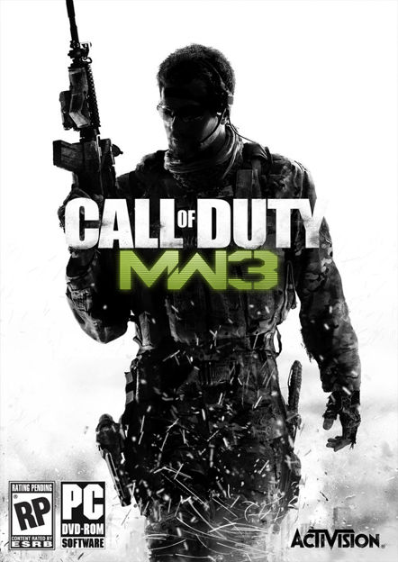 Picture of Call of Duty: Modern Warfare 3 Steam CD Key