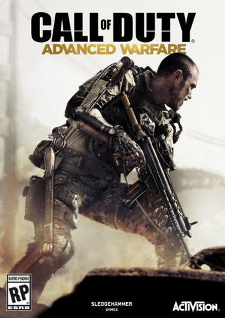 Picture of Call of Duty: Advanced Warfare Gold Edition Steam CD Key