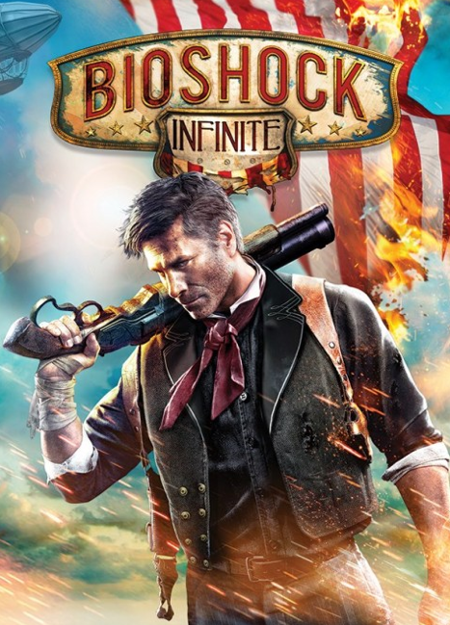 Picture of BioShock Infinite Steam CD Key