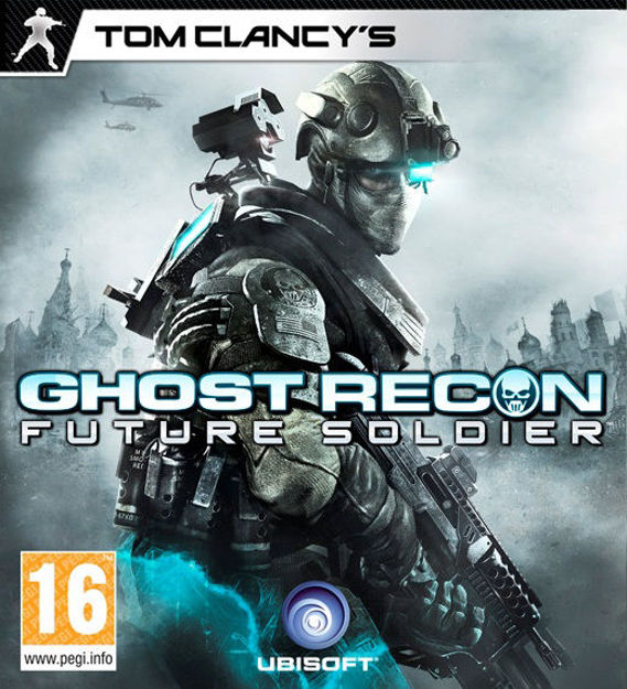 Picture of Tom Clancy's Ghost Recon: Future Soldier Uplay CD Key