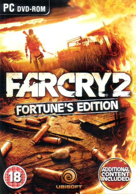 Picture of Far Cry 2: Fortune's Edition Steam Gift