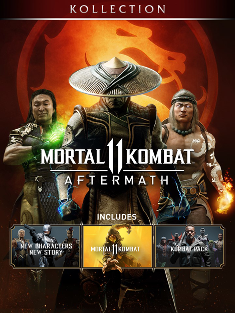 Picture of Mortal Kombat 11 Aftermath Kollection Steam CD Key