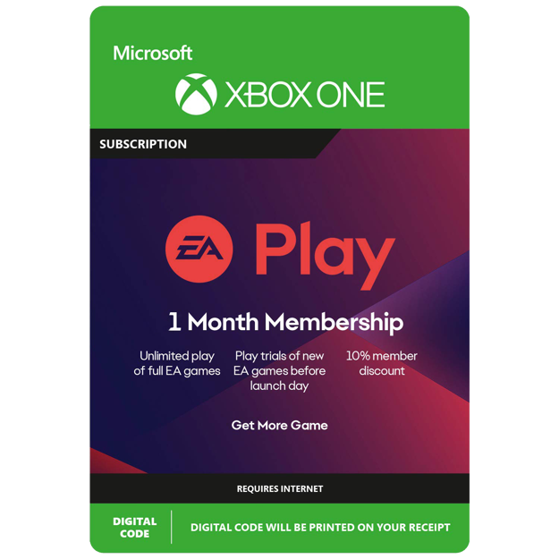Picture of EA Play 1 Month (Xbox)