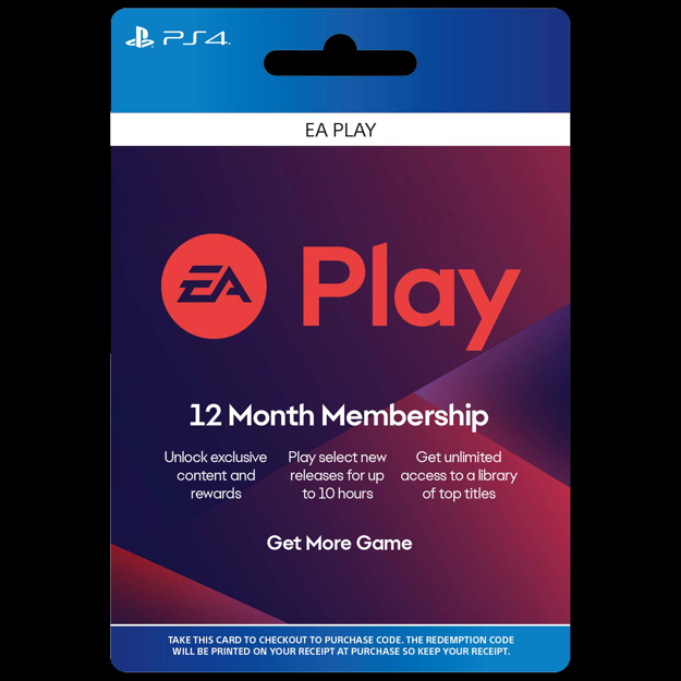 Picture of EA Play 12 Month (PSN)