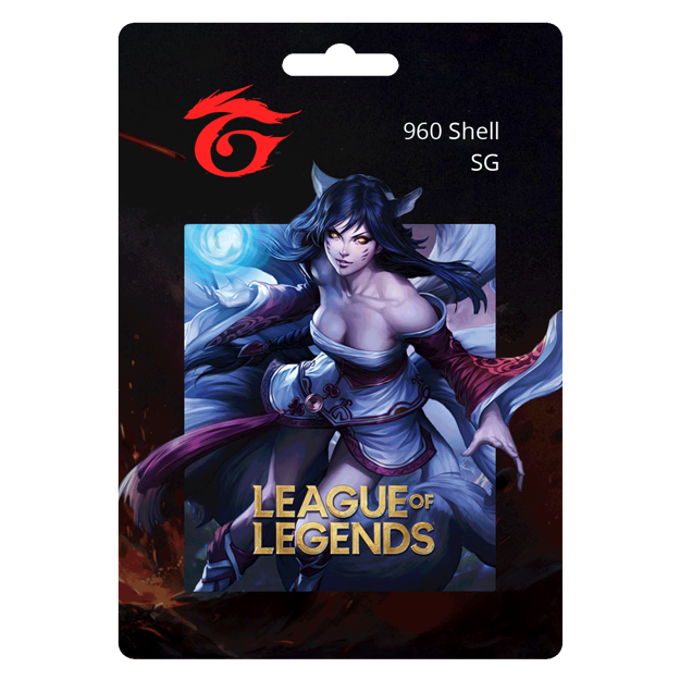 Picture of Garena 960 Shells 30 SGD