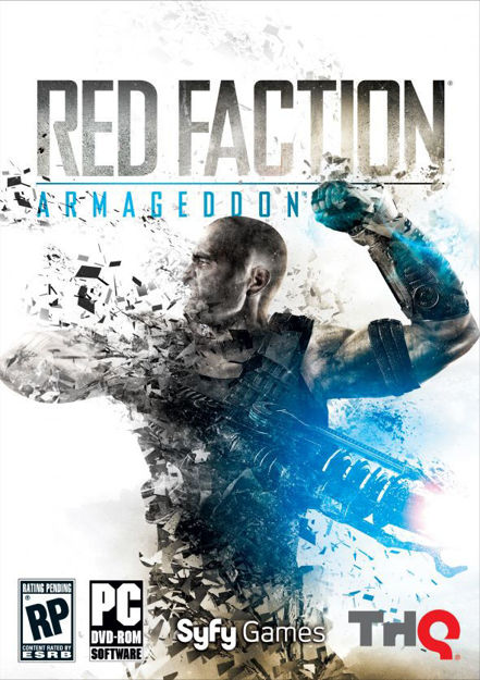 Picture of Red Faction: Armageddon Steam CD Key