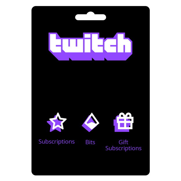 Picture of $20 Twitch