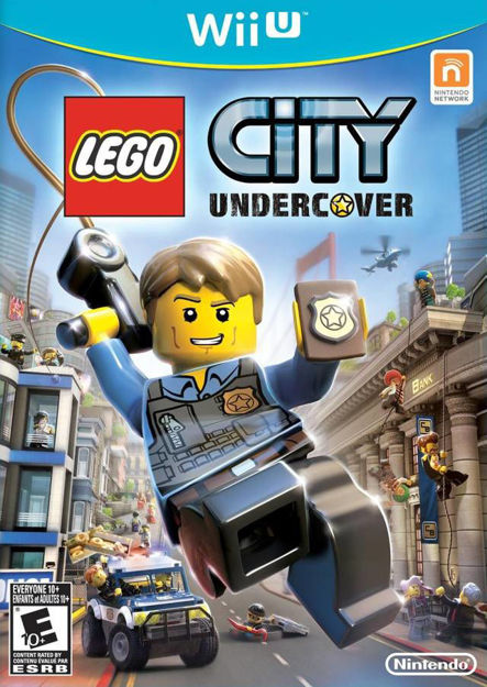 Picture of LEGO City Undercover Steam CD Key