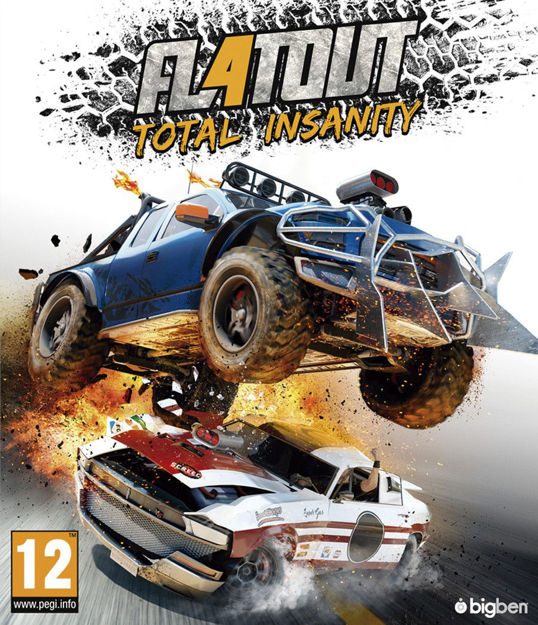 Picture of FlatOut 4: Total Insanity Steam CD Key